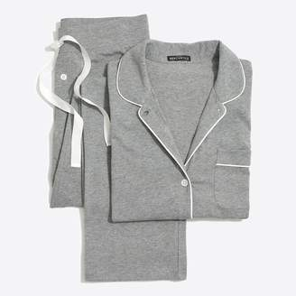 J.Crew Factory Cotton pajama set