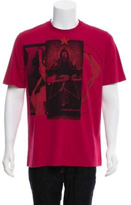Givenchy Madonna Graphic Print T-Shirt