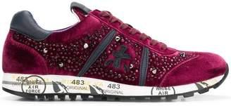 Premiata White Lucy sneakers