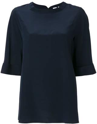 Aspesi short-sleeve blouse