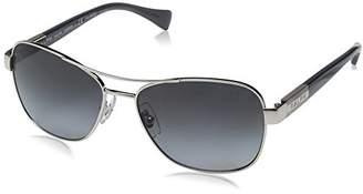 Ralph Lauren Sunglasses Women's 0ra4119 Polarized Square