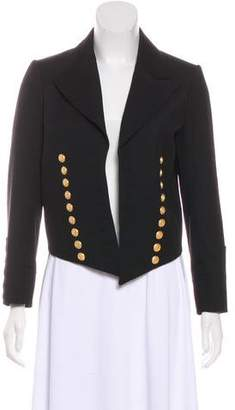 Saint Laurent Lightweight Wool Jacket