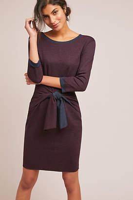 Three Dots Pocatello Front-Tie Dress