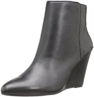 Lacoste Women's Alaina 316 1 Caw Blk Boot $167.22 thestylecure.com