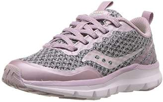 Saucony Girls' Liteform Feel Sneaker