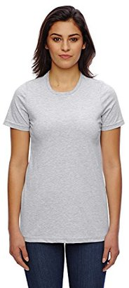 American Apparel Women's Fine Jersey Classic T-Shirt $9.30 thestylecure.com