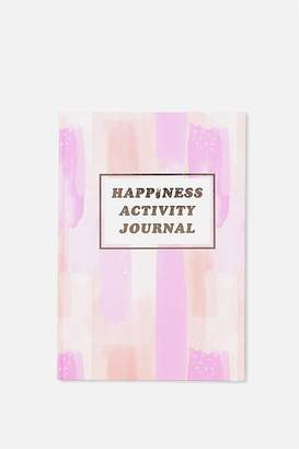 Cotton On Activity Time Journal A5