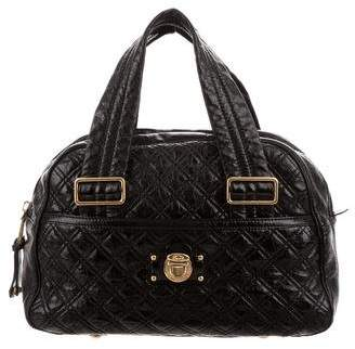 Marc by Marc Jacobs Quilted Handle Bag