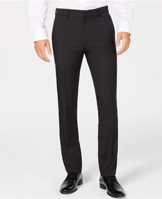Alfani Alfatech by Men's Slim-Fit Stretch Pants