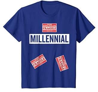 Funny Millennial Costume halloween shirt joke gift