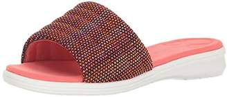 Aerosoles Women's Great Call Wedge Slide Sandal
