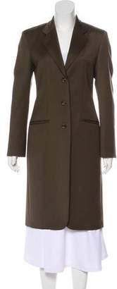 Issey Miyake Long Wool Blazer