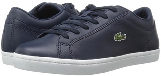 Lacoste - Straightset BL 1 Women's Shoes $99.95 thestylecure.com
