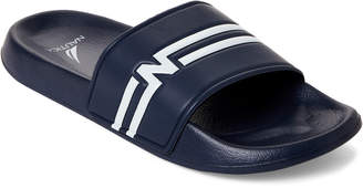 Nautica True Navy Kingston Slide Sandals