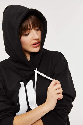 Wesc Ardene Unisex Fleece-Lined Graphic Hoodie