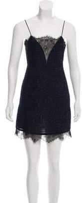 NBD Sleeveless Mini Dress