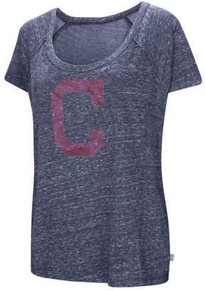 G-iii Sports Women Cleveland Indians Outfielder T-Shirt