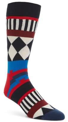 Happy Socks Disco Tribe Socks