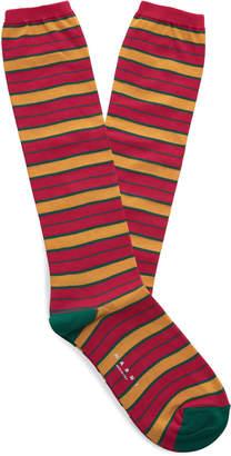 Marni Printed Knit Socks