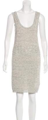 Rebecca Minkoff Knit Sleeveless Mini Dress w/ Tags