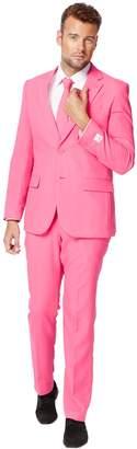 DAY Birger et Mikkelsen Opposuits Men's OppoSuits Slim-Fit Pink Novelty Suit & Tie Set