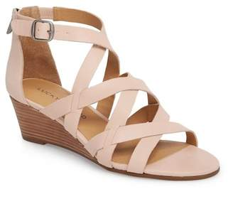 Lucky Brand Jewelia Wedge Sandal (Women)