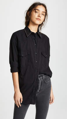 Victoria Beckham Victoria Oversize Shirt