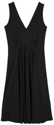 MANGO Dart detail dress