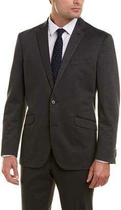 Kenneth Cole Reaction Ready Flex Slim Fit Suit