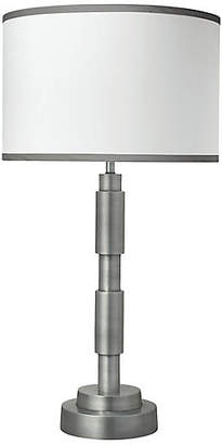 Jamie Young Quinn Table Lamp - Antiqued Silver
