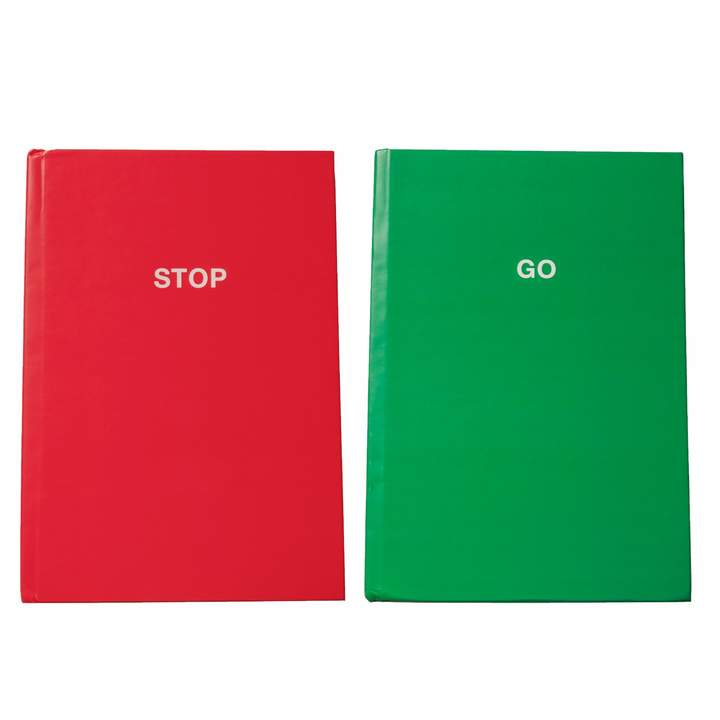 Plinth - Stop/Go Notebook