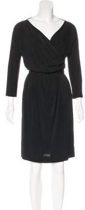 Max Mara Knee-Length Sheath Dress