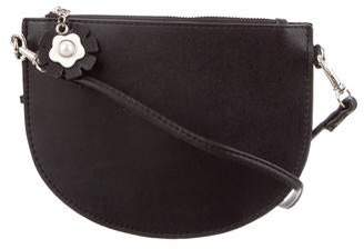 Zac Posen Leather Crossbody Bag