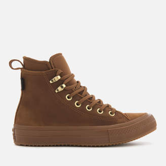 Converse Chuck Taylor All Star Waterproof Boots - Brown/Brown/Brass