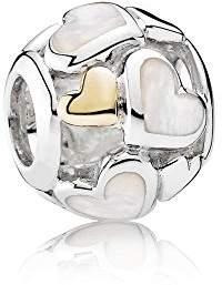 Pandora Ladies Bead Charms, 925 sterling silver, 791879MOP