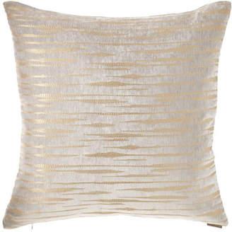 dv Kap Home Davos Fog Shimmer Pillow