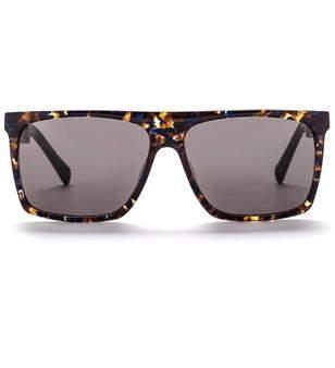 Am Eyewear Cobsey Blue Old School Sunglasses