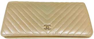 Chanel Leather Wallets