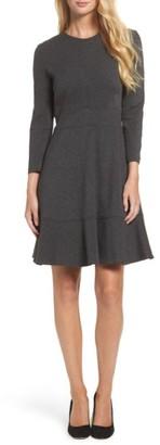 Women's Eliza J Fit & Flare Dress $148 thestylecure.com