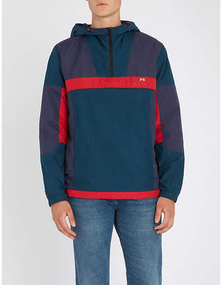 Paul Smith Hooded shell jacket