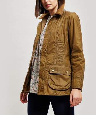 Barbour Beadnell Lightweight Wax Jacket