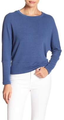 Cupcakes And Cashmere Charles Long Sleeve Sweater