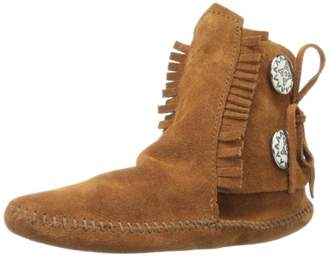Minnetonka Women's Two Button Ankle Boot