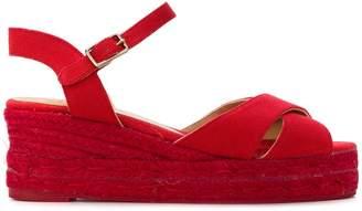 Castaner espadrille wedge sandals