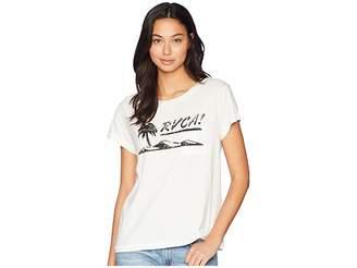 RVCA Deserted Short Sleeve T-Shirt