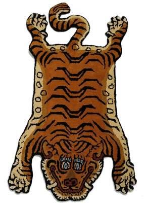 LITTLE UNION TOKYO 【DETAIL】D Tibetan Tiger Rug DTTR-01/Medium