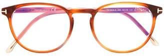 Tom Ford round frame glasses
