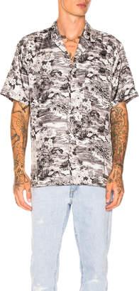 Off-White Off White Hawaiian Shirt