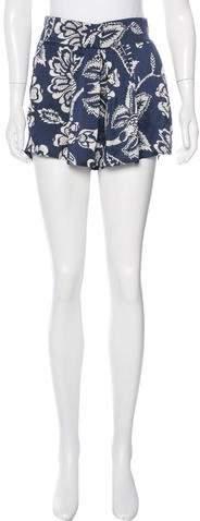 Isabel MarantIsabel Marant Printed Silk Shorts