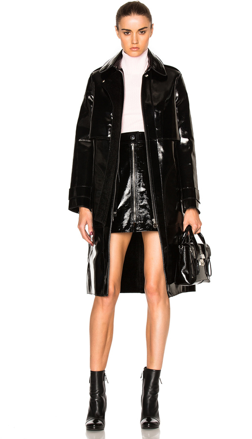 Carven Carven Trench Coat